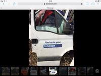 Vauxhall movano osf door