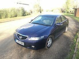 Honda accord 46000 miles 1 owner from new FULL SERVICE HISTORY by honda Mint condition fast sale
