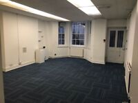 8 desk private office minutes away from Oxford street W1G £370/ week