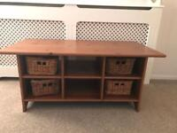 Wooden coffee table/unit