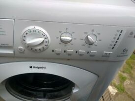 Hotpoint Aquarias washing Machine WML560 'A' energy rating