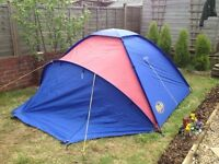 2 [3 possibly] person tent - Made by Blacks Outdoor Store.