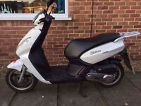 Peougeot kisbee 50cc excellent condition