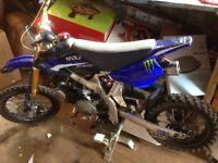 pit bike 125 spares or repair