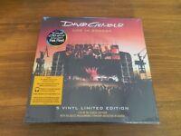 David Gilmour Live In Gdansk Vinyl 5 LP Box Set + Booklet, Poster NEW/SEALED