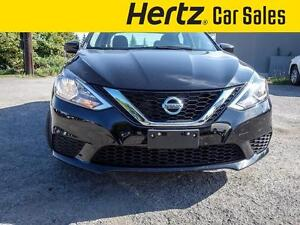 2016 Nissan Sentra 1.8 S, AIR, AUTOMATIC, POWER WINDOWS,LOCKS,MI