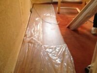 Kitchen worktop - laminate oak effect 3m from Wickes