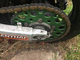 Honda CBR Stunt Parts
