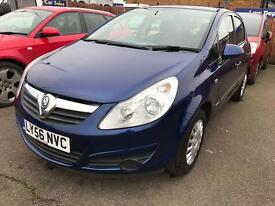 2007 Vauxhall Corsa 1.2 NEW 12 MONTH MOT LOW MILES