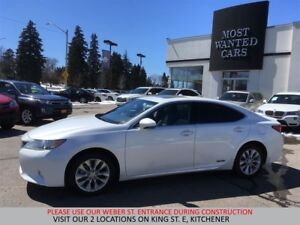2014 Lexus ES 300h | NAVIGATION | LEATHER | COOLED SEATS