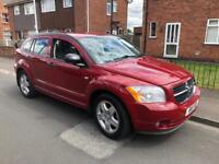 DODGE CALIBER 2.0 SXT AUTOMATIC WITH LEATHER