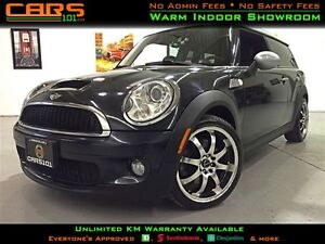 2008 MINI Cooper S Clubman Turbo | New Clutch | Leather |