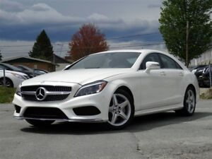 2015 Mercedes-Benz CLS-Class 4matic + amg line + parking pack +