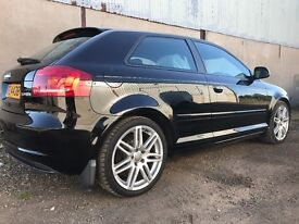 Quick sale needed 2009 Audi A3 2.0tdi Sline 3dr S-Tronic
