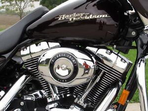 2007 harley-davidson FLHX Street Glide   Merlot Pearl and Stage  London Ontario image 13