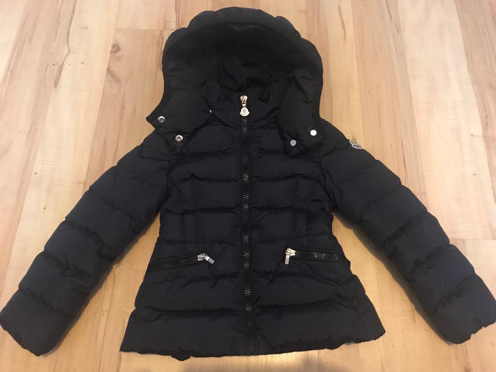 moncler coat age 4