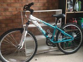 Girls Twilight Apollo bike.. as new