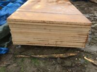 USED MDF SHEETS WOOD 4000mm x 1095mm x 30mm