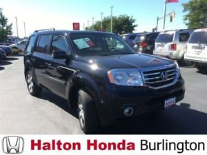 2015 Honda Pilot TOURING|ONE OWNER|ACCIDENT FREE