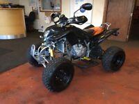 Road legal quad. Brand new £1600