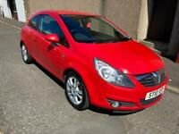 Vauxhall Corsa 1.2 SXI 2010 **ONLY 95K FROM NEW**CHEAP FIRST CAR**READ DESCRIPTION**