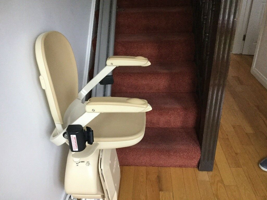 Brooks Stair lift