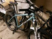 Cotic Soul mk3 x fusion slant shimano XT zee mountain bike 17.5 inch medium