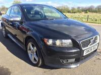 SALE! Bargain Volvo C30 sport, long MOT no advisories, great spec ready to go