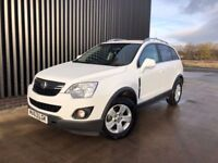2-13 (63) Vauxhall Antara 2.2 CDTi Exclusiv (start/stop) 2keys, 1 Previous Owner, Finance Available