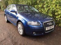 5 door Audi A3 Diesel