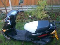 Motorbike 50 cc