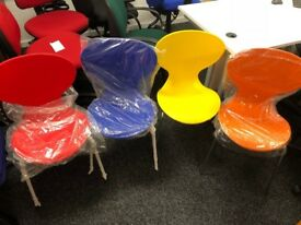 Dining Chairs in Various Colours - New