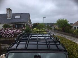 Volvo XC90 towbar mounted bike rack | in Cults, Aberdeen