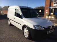 Vauxhall combo 1.7CDTI (100bhp) VERY LOW MILLES