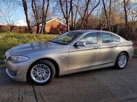 2012 62 BMW 520D 5-Series, Automatic Diesel, Full Beige Leather Seats, 40k Miles , 2 Keys