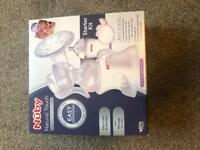 Nuby Breast Pump