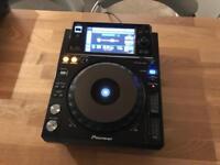 Pioneer XDJ 1000 Digital USB DJ Deck CDJ 2000 Nexus