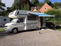 (VOLKSWAGON T4 ) COMPASS 355 NAVIGATOR 1994 V.GOOD CONDITION MUST SEE .