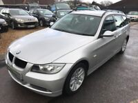 2006/56 BMW 3 SERIES 2.0 318i SE TOURING 5DR SILVER GOOD SPEC, STUNNING LOOKS,DRIVES WELL