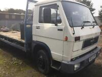 Volkswagen cheap recovery truck