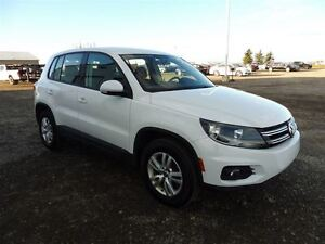 2015 Volkswagen Tiguan Trendline AWD Bluetooth No Accidents