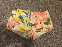 Summer shorts size 8