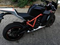 KTM RC8 1190 R 2450 MILES WITH TWO OWNERS.