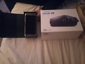 SAMSUNG GALAXY S7 EDGE + SAMSUNG GEAR VR all for 450 pounds !!!