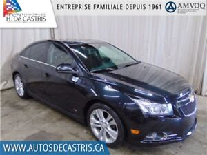 2012 Chevrolet Cruze LT RS*TURBO, TOIT OUVRANT, MAGS