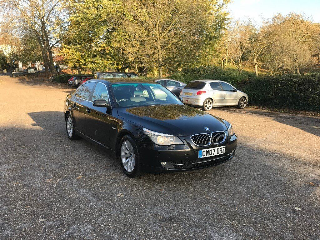 BMW 5 Series 3.0 525I SE 4 doors Very good spec!!! I.e. Soft closing doors, active cruise control!!