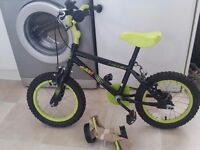 14 inches Bycicle