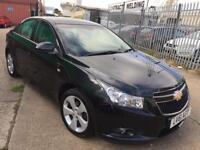 Chevrolet Cruz lt automatic 1.8 petrol start&drives 2011