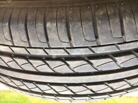 205 60 16 Gt-radial tyre