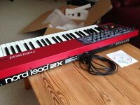 Clavia Nord Lead 2x - Boxed as new condition, virtually unused, amazing!